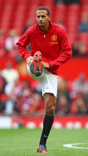 Kick It Out gallery: Rio Ferdinand