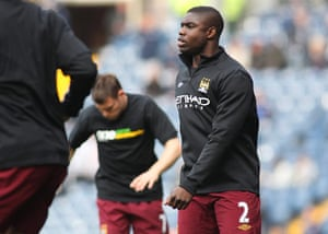 Kick It Out gallery: Micah Richards