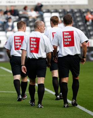 Kick It Out gallery: Referees Kick It Out