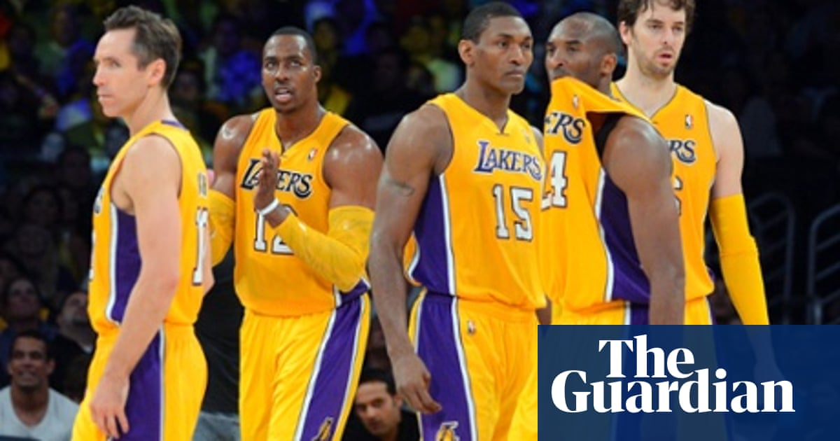 ccafe41a391 NBA 2012-2013 season preview | Hunter Felt | Sport | The Guardian