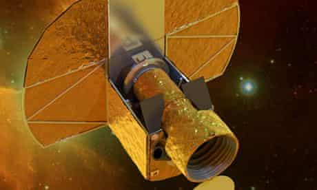 Esa's Cheops space telescope