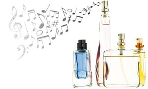 smell of music