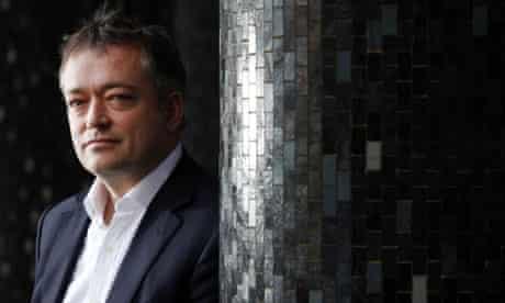Peter Rippon, Editor of Newsnight