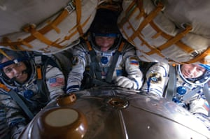 A month in Space: Soyuz 30