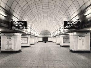Underground book: Gants Hill Underground station