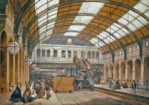 Underground book: King's Cross Metropolitan Railway Station