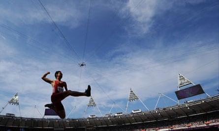 Setiyo Budi Hartanto competes in Paralympics