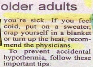 Just My Typo: Older adults typo