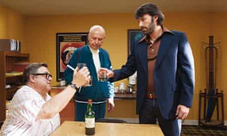John Goodman and Ben Affleck in Argo