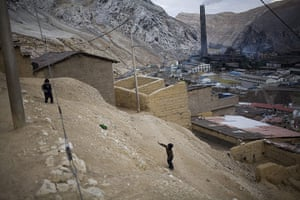 Toxic pollution: Industrial Poison in Peru