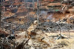 Toxic pollution: Brazil's El Dorado