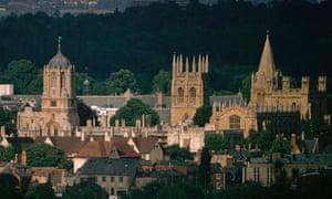 University of Oxford Helen Boaden