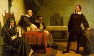 Galileo on trial