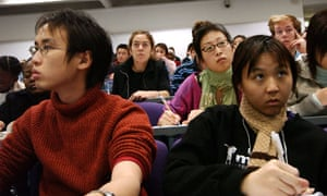 international student testing