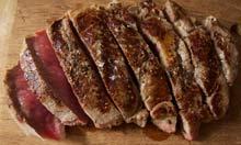 Nigel Slater recipe steak