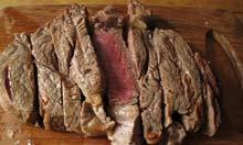Wall Street Journal recipe steak