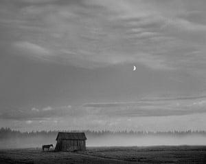 Pentti Sammallahti : House in Finland by Pentti Sammallahti