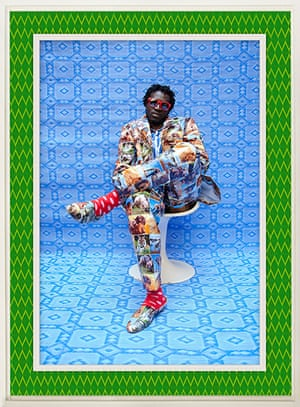 Hassan Hajjaj portraits: Cisco