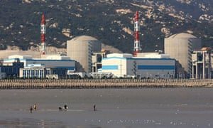 Chinese nuclear plant