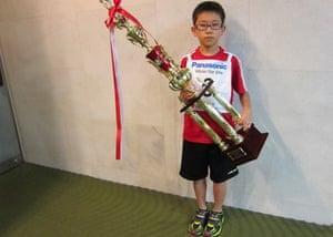 Abacus champion