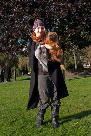 Dogs: Natasha and Anatole