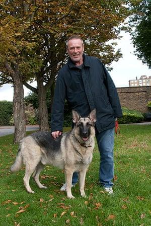 Dogs: Joe and Max