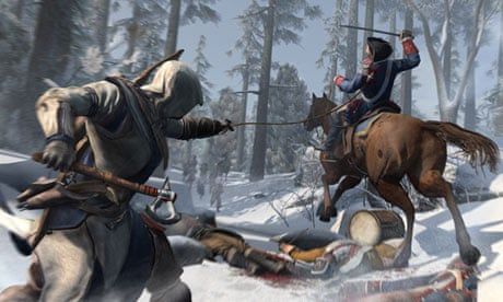 Assassin's Creed 3 – preview | Technology | The Guardian