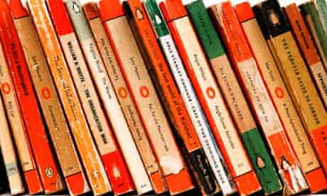 Paperback books published by Penguin