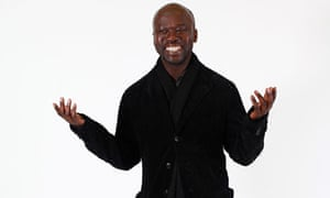 David Adjaye is hailed as the UK's most inspirational black figure by the 2013 PowerList