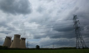Drax coal power station, Selby, Yorkshire