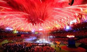 2012 London Paralympics closing ceremony