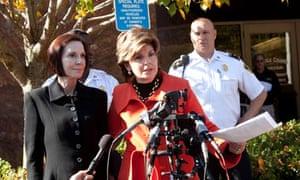 Gloria Allred Mitt Romney divorce testimony
