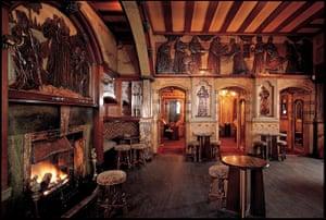 Hidden London interiors: The Black Friar