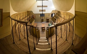 Hidden London interiors: Old Operating Theatre, St Thomas's Church