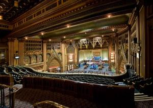 Hidden London interiors: Gala Bingo Hall, Tooting, London