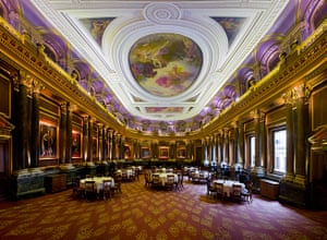 Hidden London interiors: The Livery Hall, Drapers' Hall, London