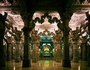 Hidden London interiors: Shri Swaminarayan Mandir, Neasden