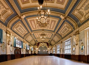 Hidden London interiors: Former Finsbury Town Hall, Islington