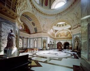 Hidden London interiors: Central Criminal Court, London