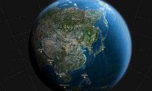 Atlas by Collins app
