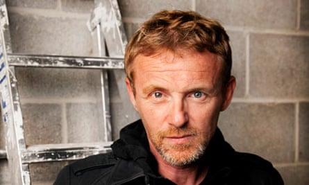 Nesbø: 'When I have a problem, I much prefer to isolate myself'.