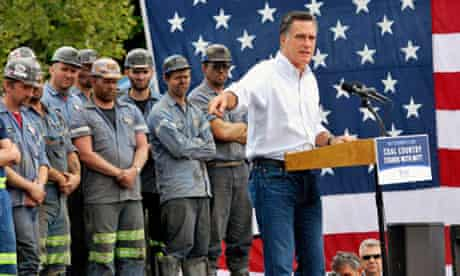 Coal country stands with mitt