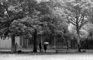 Readers gallery Oct 2012: Rain on Wandsworth Common, south London