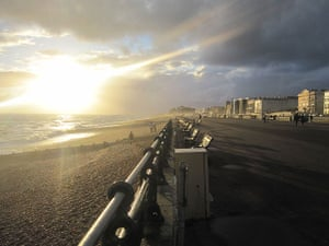 Readers gallery Oct 2012: Hove beach