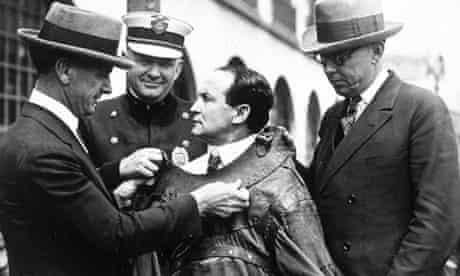 Harry Houdini archive