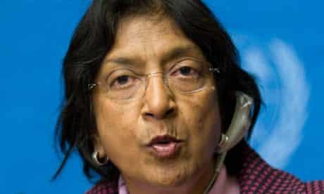 UN commissioner on human rights, Navanethem Pillay, said budget cuts threaten EHRC's independence
