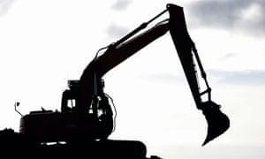Building sites