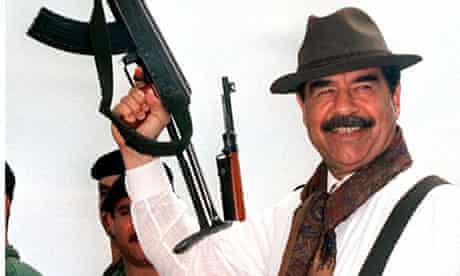 Saddam Hussein Alps killings