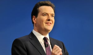 George Osborne Conservative party conference