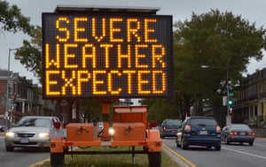 Hurricane Sandy update: Hurricane Sandy update